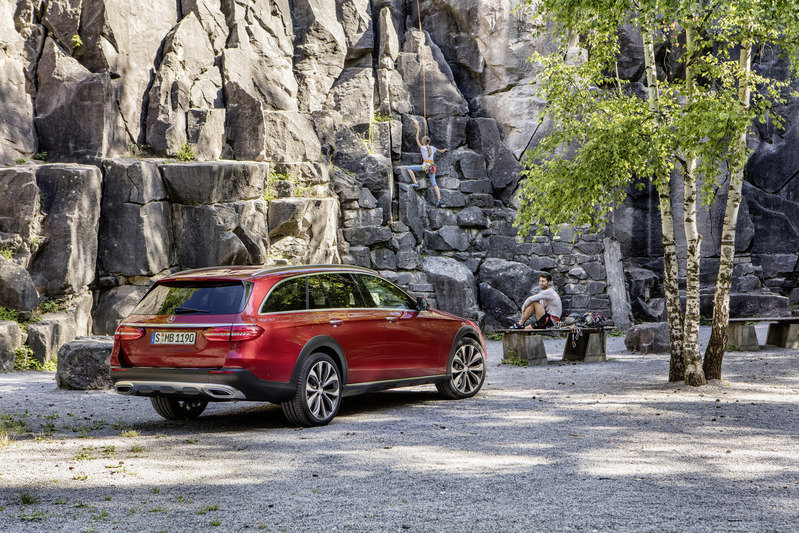 2018 Mercedes-Benz E-Class All-Terrain High Resolution Exterior - image 688901