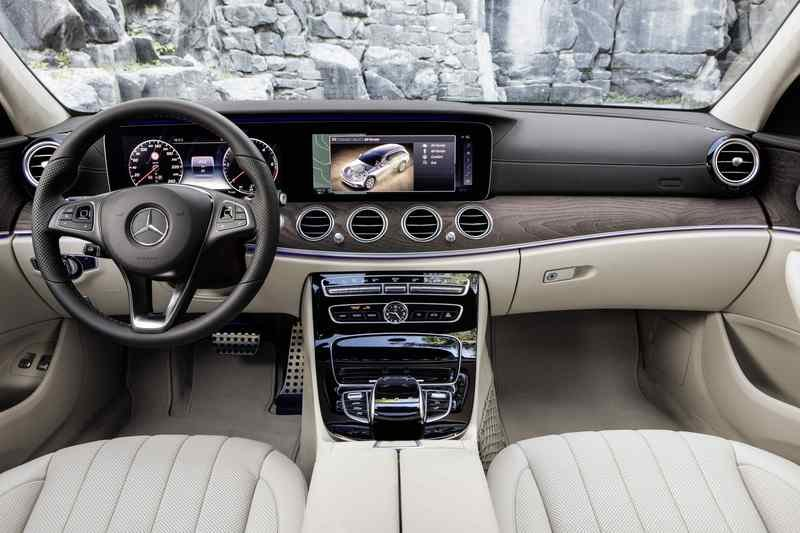 2018 Mercedes-Benz E-Class All-Terrain High Resolution Interior - image 688905