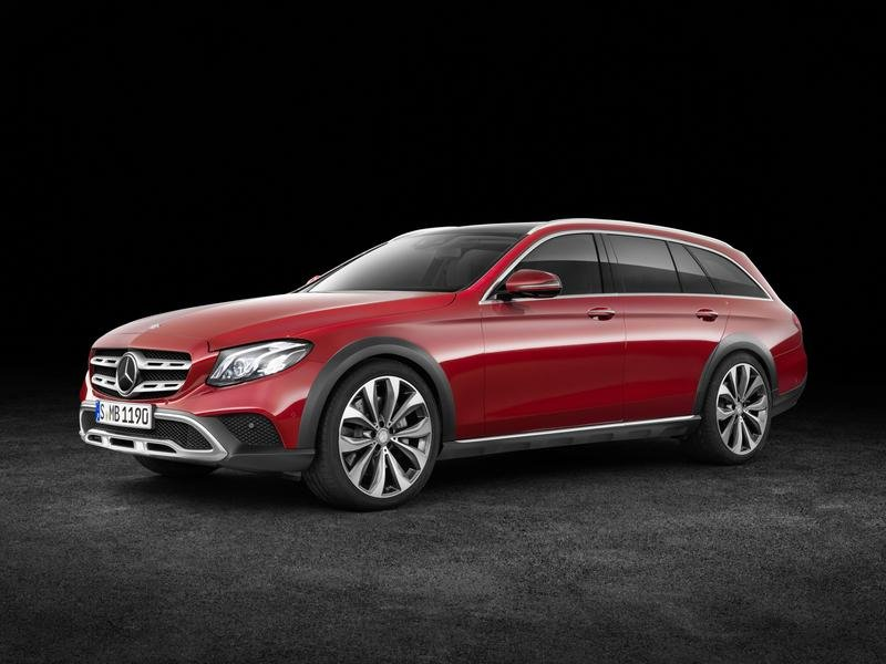 2018 Mercedes-Benz E-Class All-Terrain High Resolution Exterior - image 688913