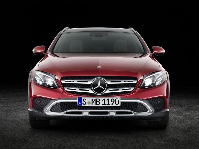 2018 Mercedes-Benz E-Class All-Terrain High Resolution Exterior - image 688915