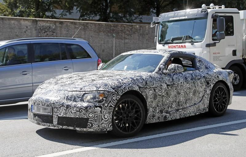 The Very First 2020 Toyota Supra Will Be Sold at a Charity Auction Exterior Spyshots - image 687408