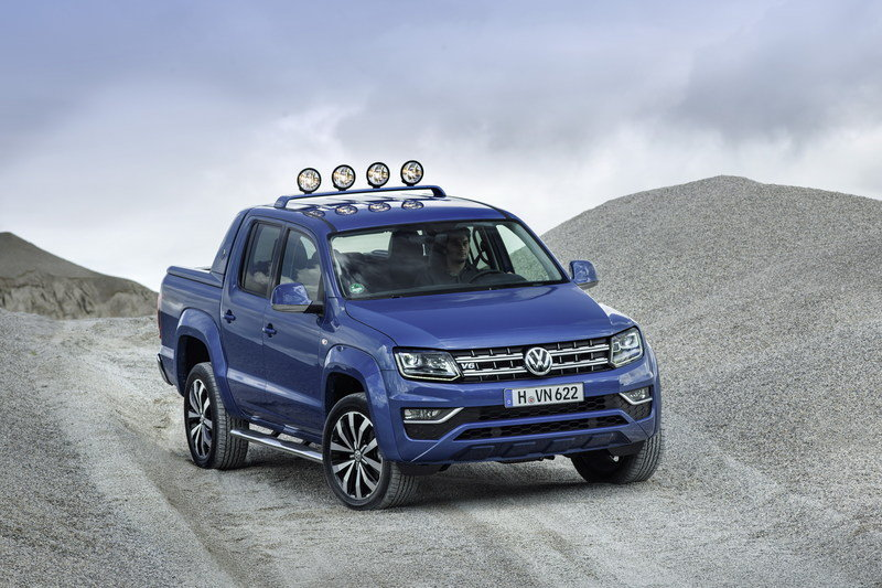 2018 Volkswagen Amarok High Resolution Exterior - image 688216