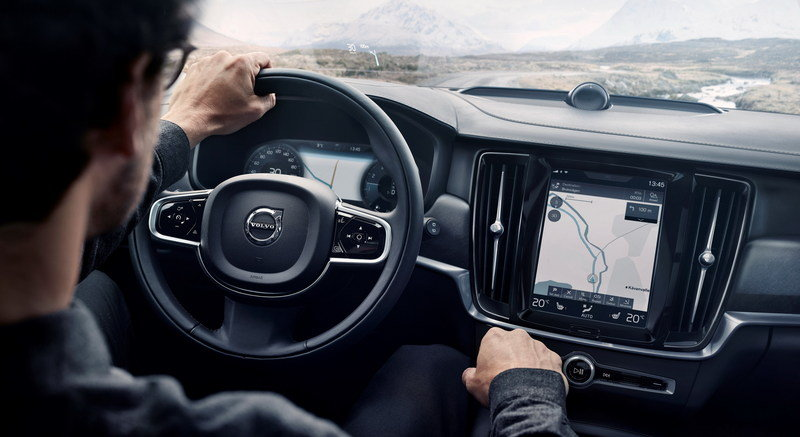 Volvo Set To Launch Car-to-Car Communication