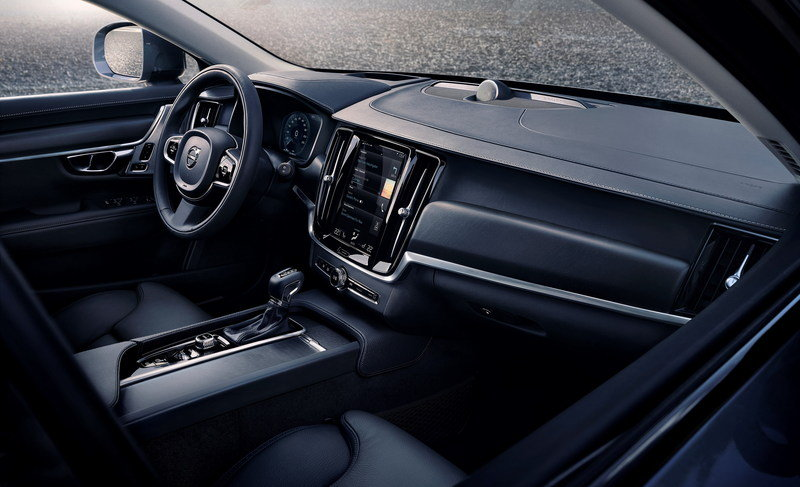 2018 Volvo V90 Cross Country High Resolution Interior - image 688490