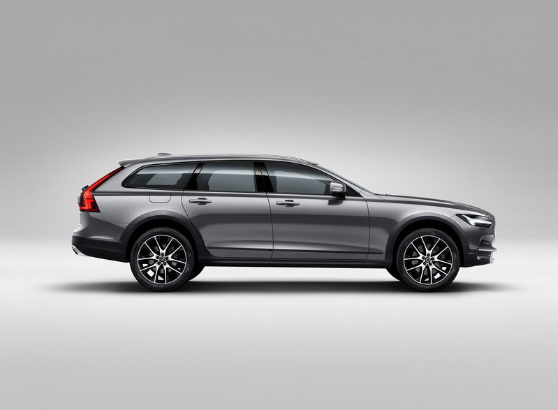 2018 Volvo V90 Cross Country Review Top Speed