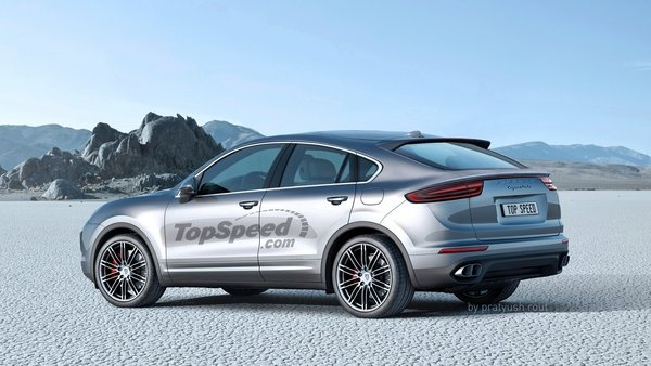 2019 Porsche Cayenne Coupe Review Top Speed