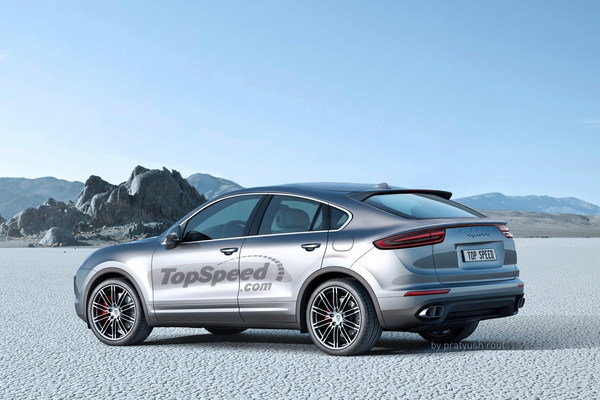 2019 Porsche Cayenne Coupe - Picture 689668   car review @ Top Speed