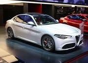 Alfa Romeo Giulia Veloce Slots Nicely Between The Base And Quadrifoglio Variants - image 690693