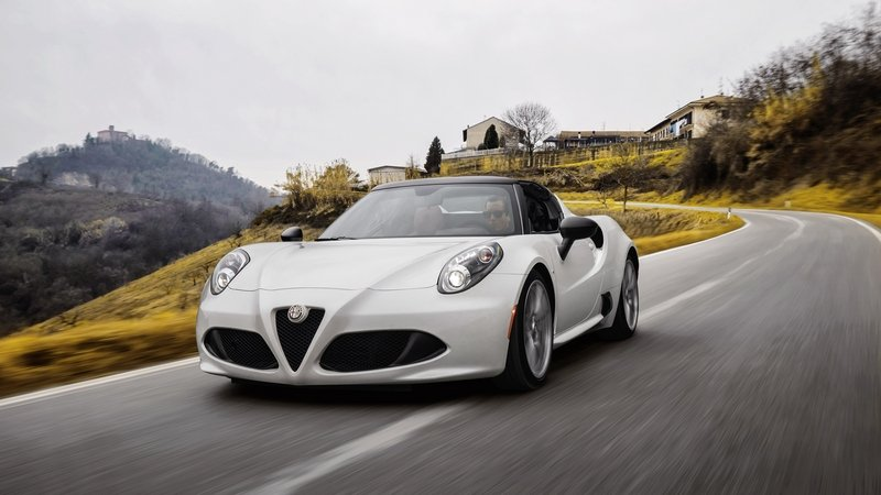 Alfa Romeo Shifting its Focus; Shreds Plans for Larger Roadster
