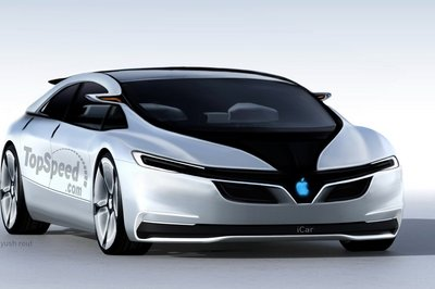 2021 Apple iCar - image 688456