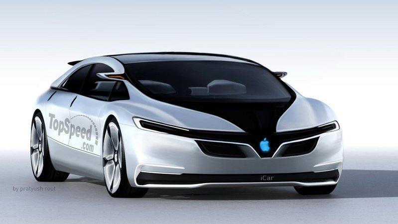 Apple iCar aka Project Titan Rumors Gain Traction as Apple Poaches Designer Andrew Kim Away from Tesla
