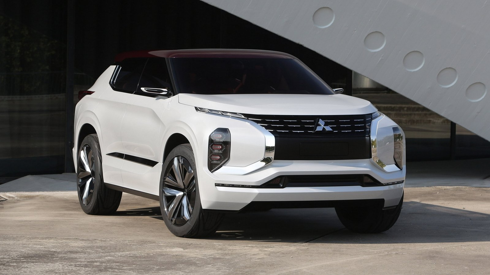 Are Mitsubishi S Suv Plans Finally Within Sight Top Speed