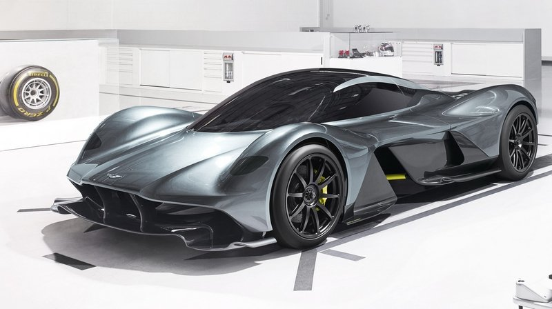 Aston Martin AM-RB 001 Getting Massive Interest From Prospective Customers