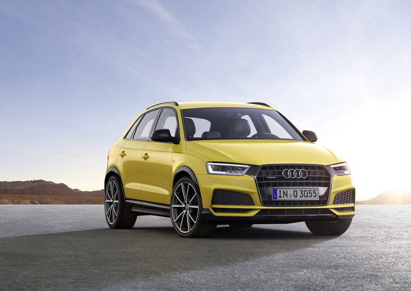 2017 - 2018 Audi Q3 High Resolution Exterior - image 688433