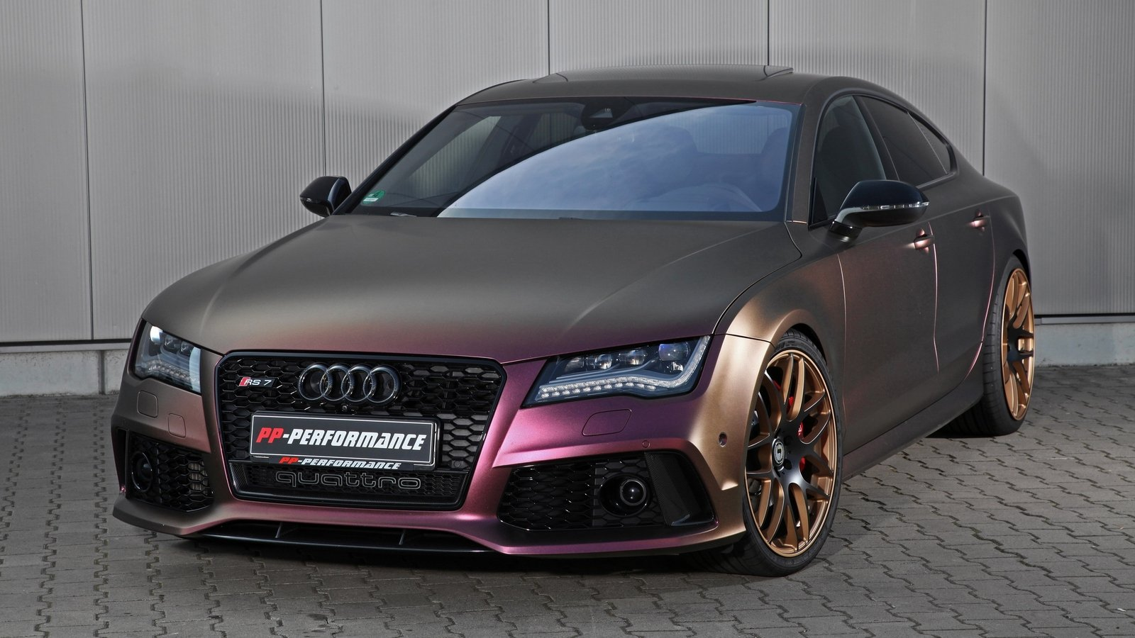 2016 Audi Rs7 By Pp Performance Review Top Speed