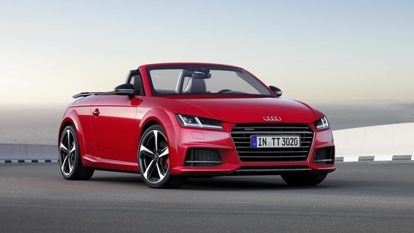 audi tt s line competition - DOC689340