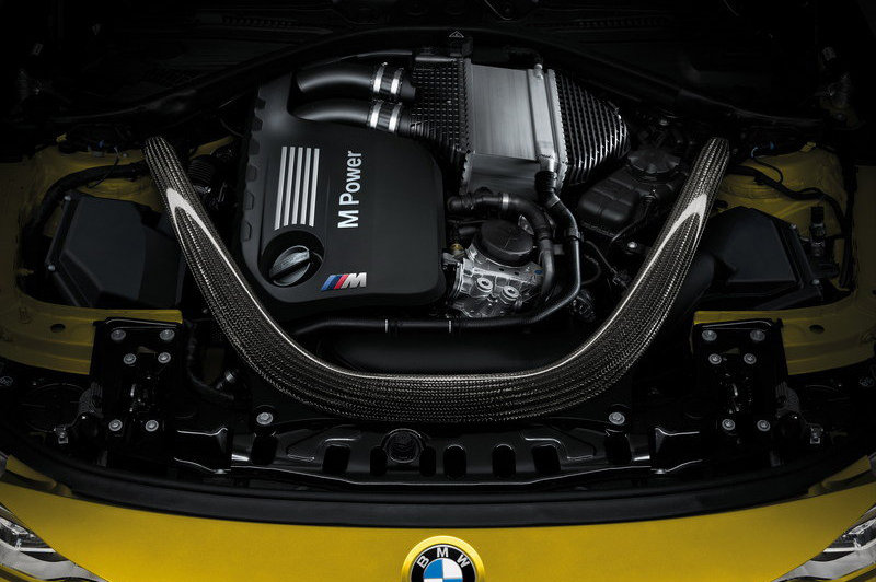Beefier Version of the BMW M2 Could get its Engine from the M4