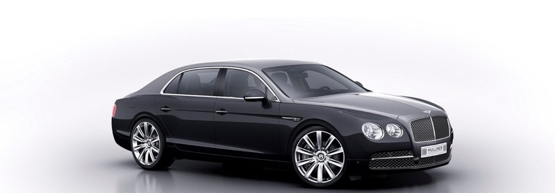 2016 Bentley Mulliner GQ Korea Flying Spur