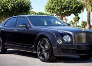 2017 Bentley Mulsanne Sinjari Edition By Mulliner - image 688750