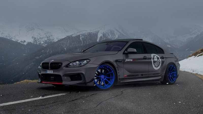 2016 BMW 6 Series Gran Coupe by Fostla
