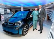 BMW i3 And i8 CrossFade Concepts Get Trippy Body Paints - image 690509