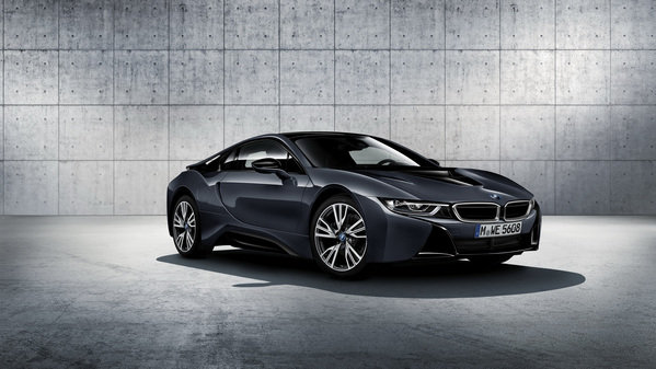 2017 bmw i8 protonic dark silver edition review top speed. Black Bedroom Furniture Sets. Home Design Ideas