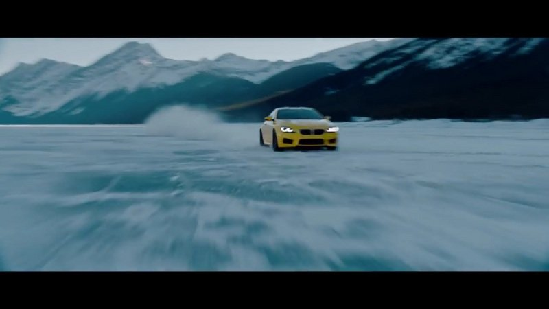 BMW M6 Stars in Pennzoil JOYRIDE Tundra: Video