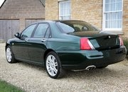This 12-Year-Old British Sedan Is Arguably the Lowest-Mileage Car You Can Buy - image 687711
