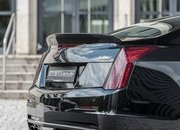 2016 Cadillac ATS-V Coupe Twin Turbo Black Line by Geiger Cars - image 688260