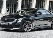 Cadillac ATS-V Coupe Twin Turbo Black Line by Geiger Cars