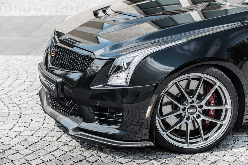 2016 Cadillac ATS-V Coupe Twin Turbo Black Line by Geiger Cars