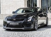 2016 Cadillac ATS-V Coupe Twin Turbo Black Line by Geiger Cars - image 688255