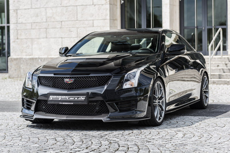 2016 Cadillac ATS-V Coupe Twin Turbo Black Line by Geiger Cars High Resolution Exterior - image 688255