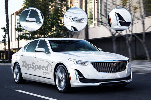 2019 Cadillac CT8 | car review @ Top Speed