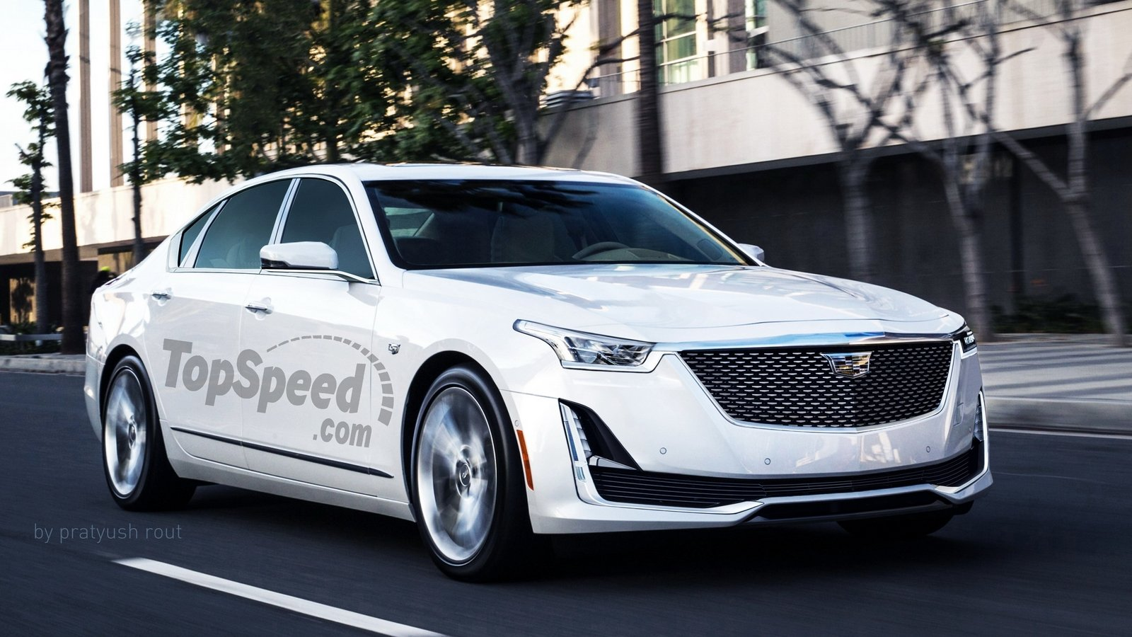 2019 Cadillac CT8 - Picture 687288 | car review @ Top Speed