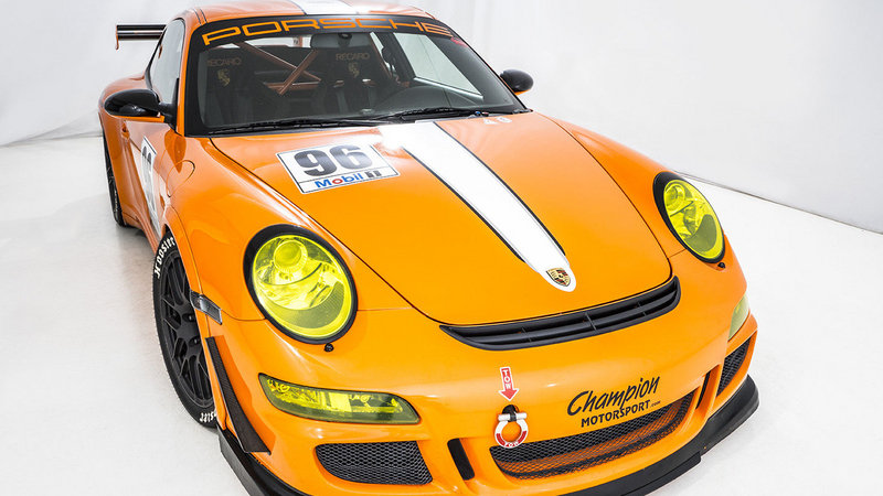 Car For Sale: 2007 Porsche 911 GT3