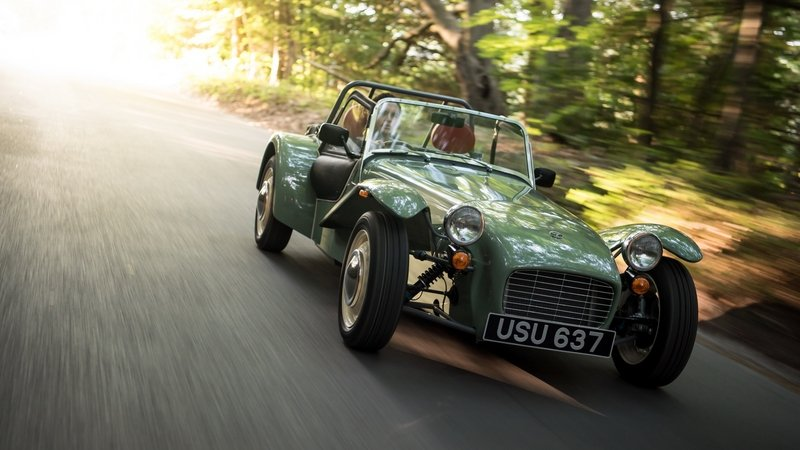 Caterham Seven Sprint Sold Out In 7 Days