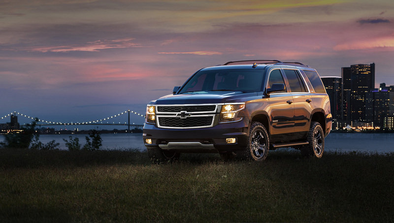 2017 Chevrolet Tahoe Midnight Edition