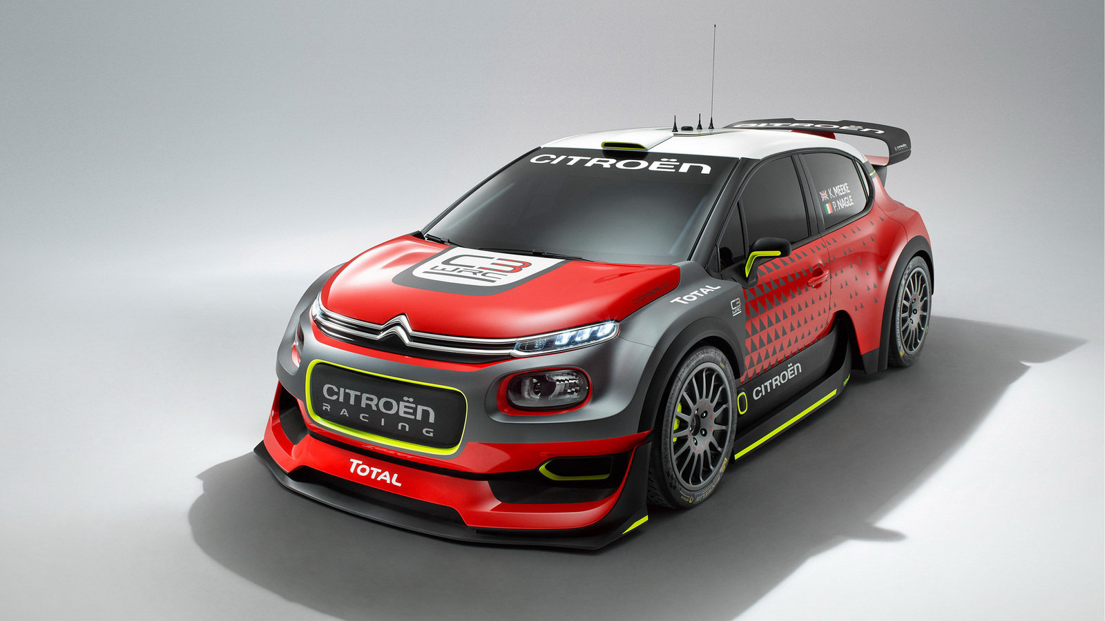 2017 citroen c3 wrc concept car picture 688842 car. Black Bedroom Furniture Sets. Home Design Ideas