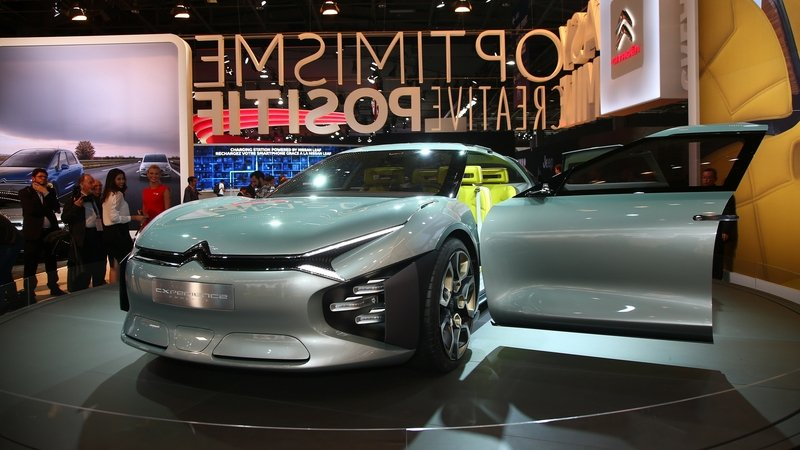 Citroen Highlights Its Future With Cxperience Concept