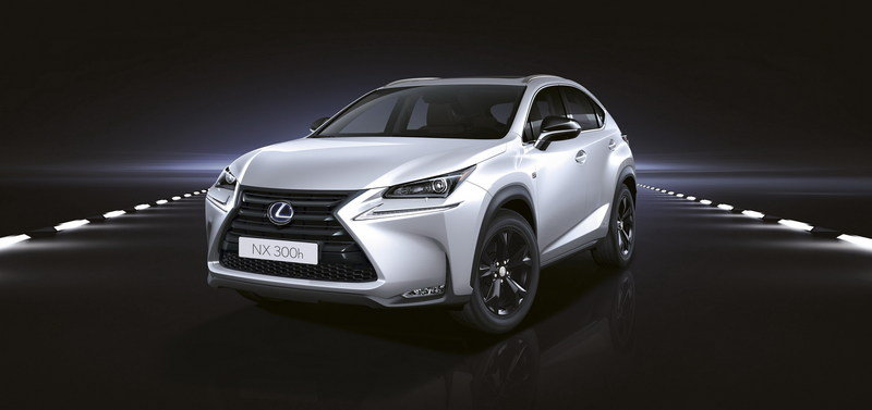 Cosmetic Improvements Put The Spotlight On The Lexus NX Sport