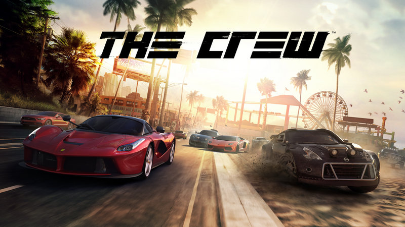 "Download Ubisoft's ""The Crew"" for Free"