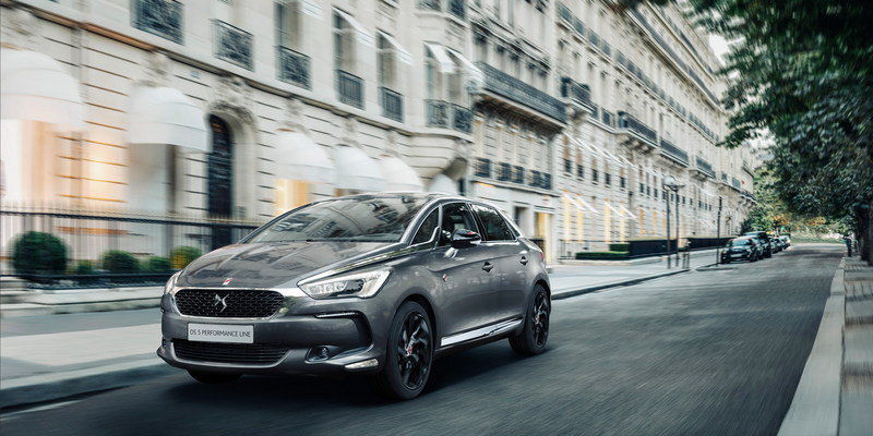 Citroen's DS Launches New Performance Line For Its Lineup