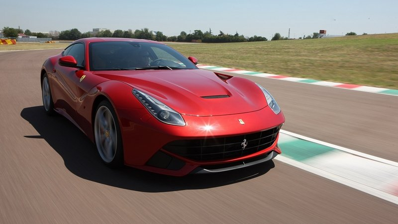 Ferrari F12berlinetta Successor To Continue Using V-12 Engine