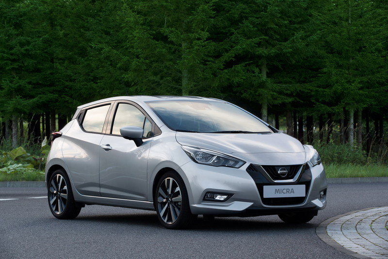 New Nissan Micra Debuts In Paris With Revolutionary Design