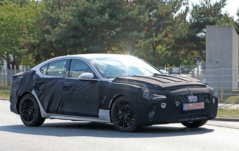 2018 Genesis G70 - Picture 687150 | car review @ Top Speed