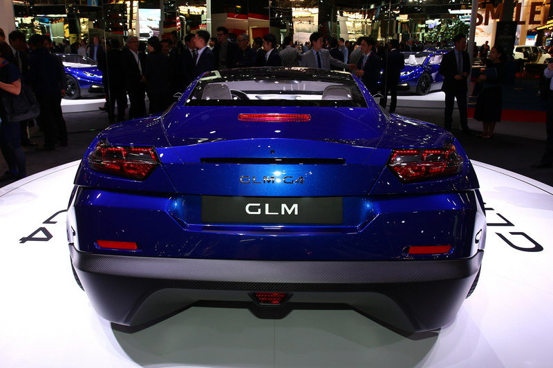 "GLM G4 Is The ""Japanese Tesla"" We Never Saw Coming High Resolution Exterior AutoShow - image 690630"