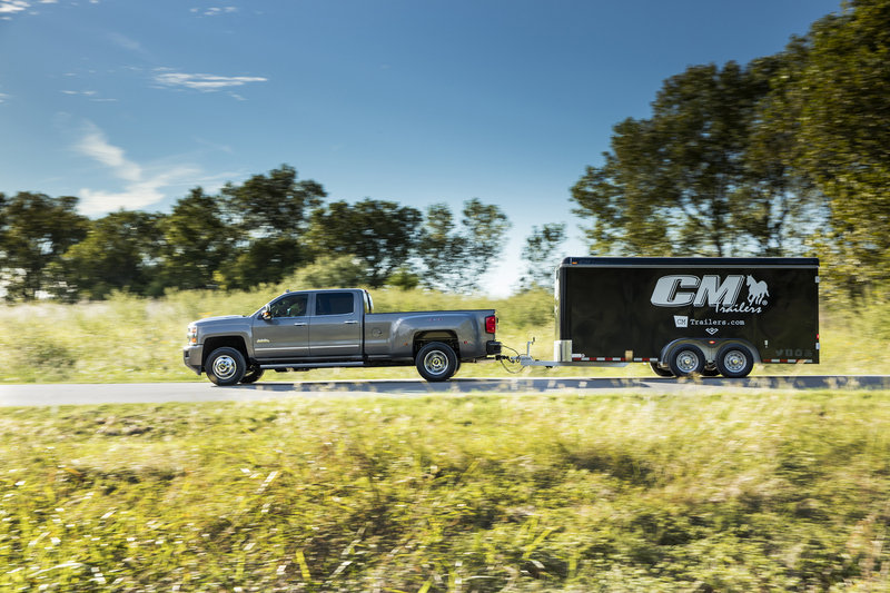 GM Officially Debuts Next-Gen 6.6-liter Duramax Turbodiesel