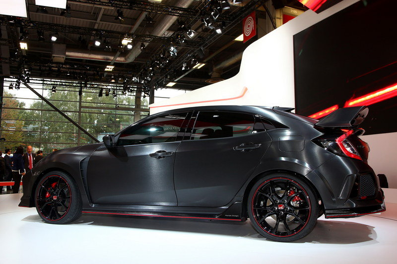 2016 Honda Civic Type R Concept High Resolution Exterior - image 690722