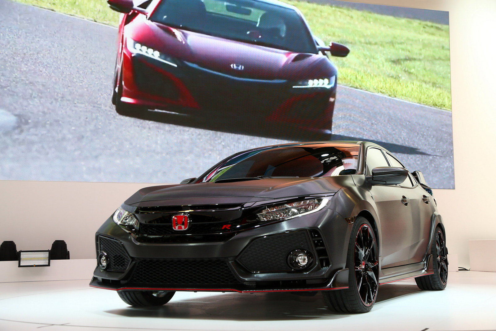2016 honda civic type r concept picture 690723 car for Honda civic 2016 top speed